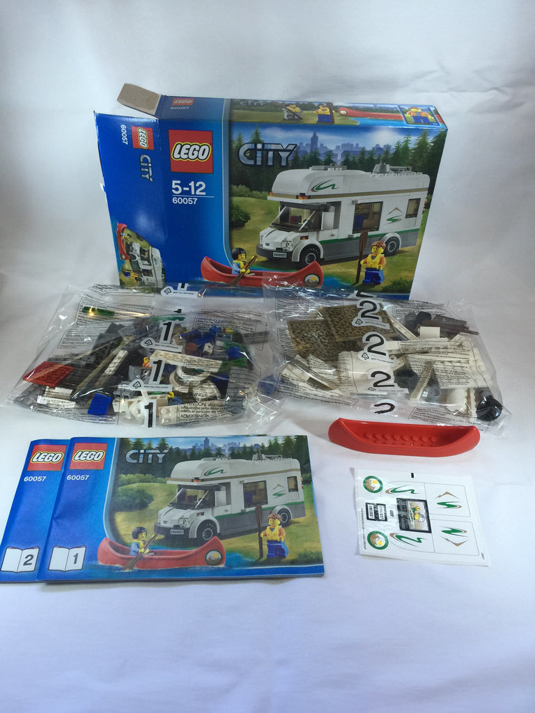 60057 Camper Van Review Bricktasticblog An Australian Lego Blog