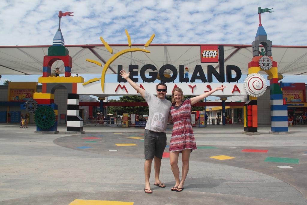 LEGOLAND Malaysia - Entrance