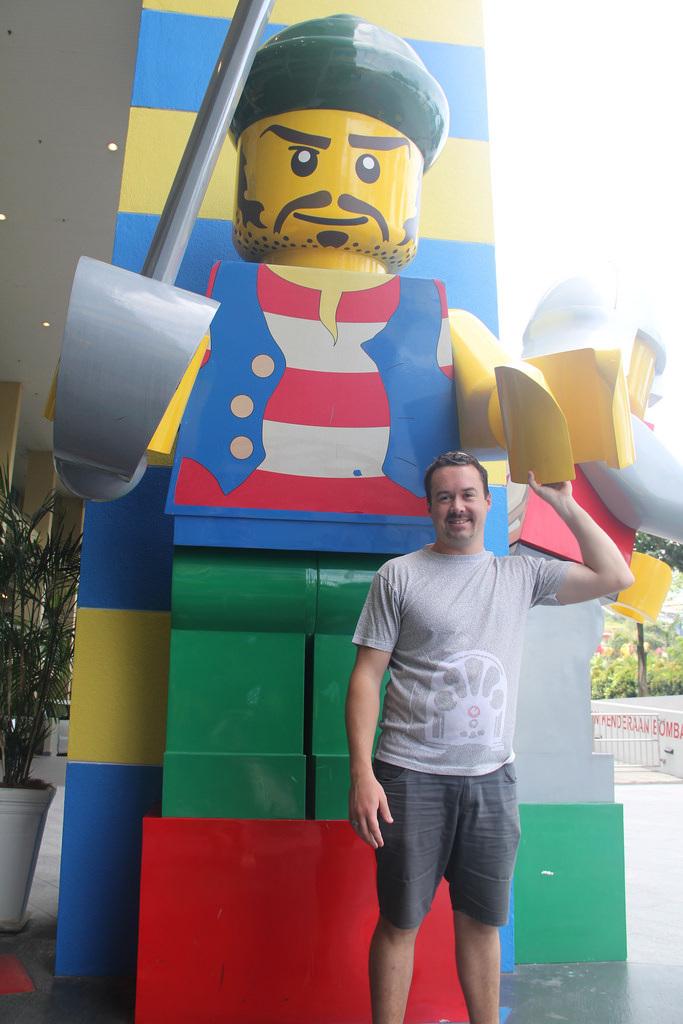 LEGOLAND Malaysia Hotel - Statues