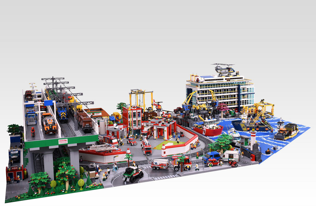 lego city big box