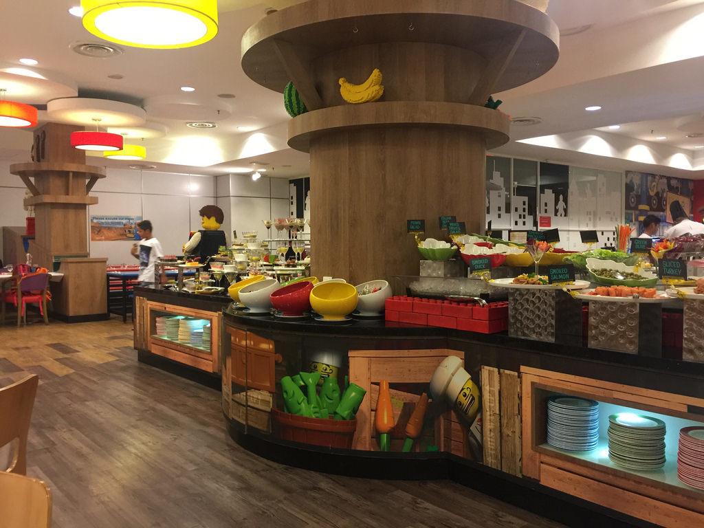 LEGOLAND Malaysia Hotel - Bricks Restaurant