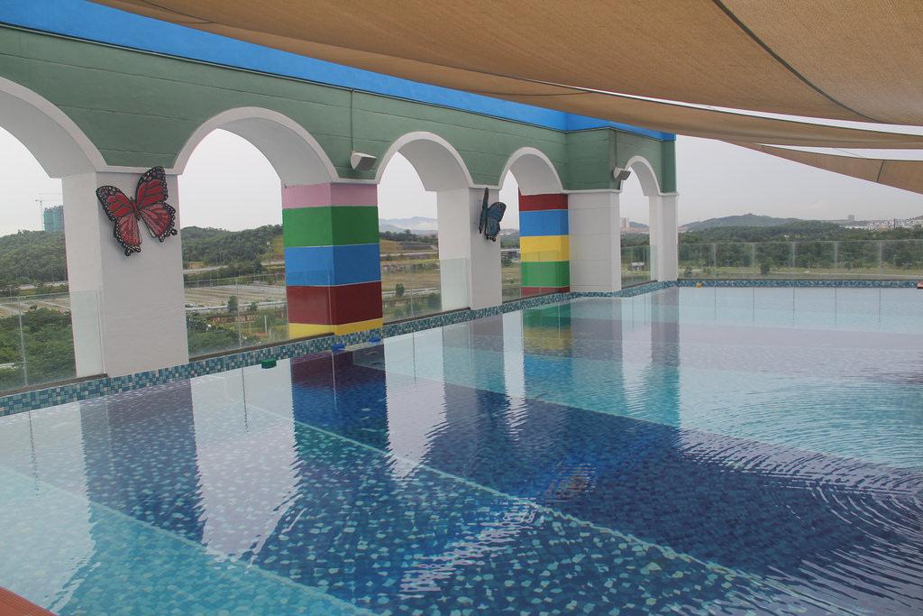 LEGOLAND Malaysia Hotel - Pool