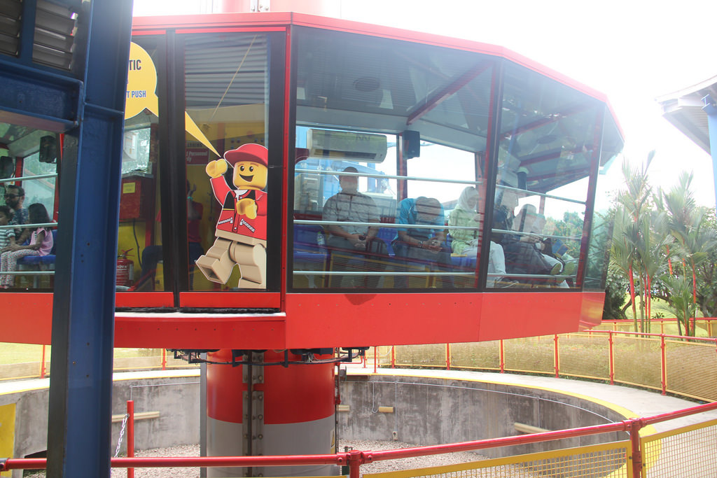 LEGOLAND Malaysia - Observation Tower