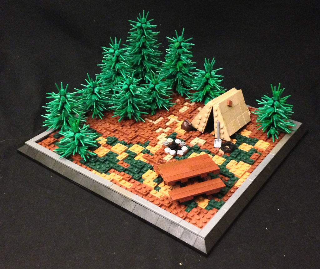 Christmas Camping Australia.Who S Up For A Spot Of Camping Bricktasticblog An