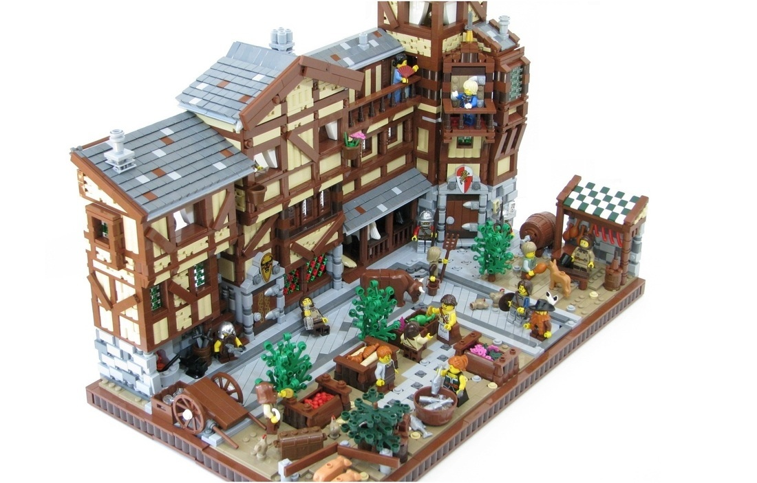 Latest LEGO Ideas Projects to reach 10K supporters - BricktasticBlog ...