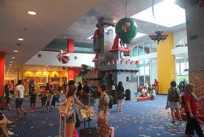 LEGOLAND Malaysia Hotel Lobby
