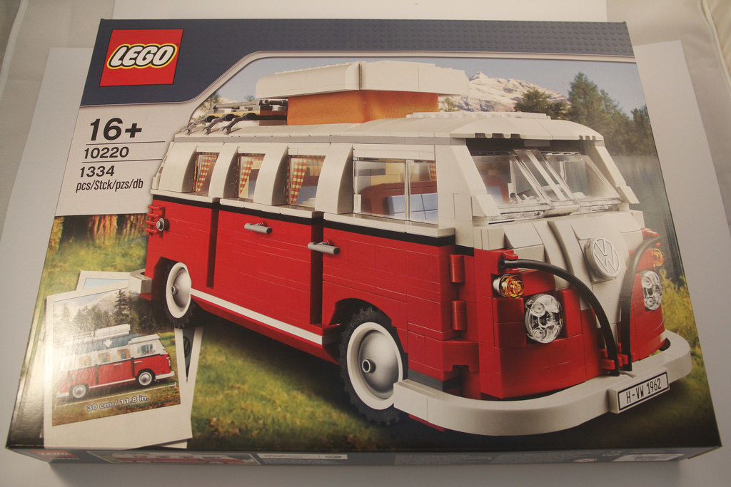 kombi van lego auto cars. Black Bedroom Furniture Sets. Home Design Ideas