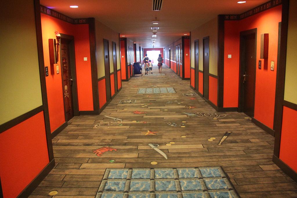LEGOLAND Malaysia Hotel - Pirate Floor