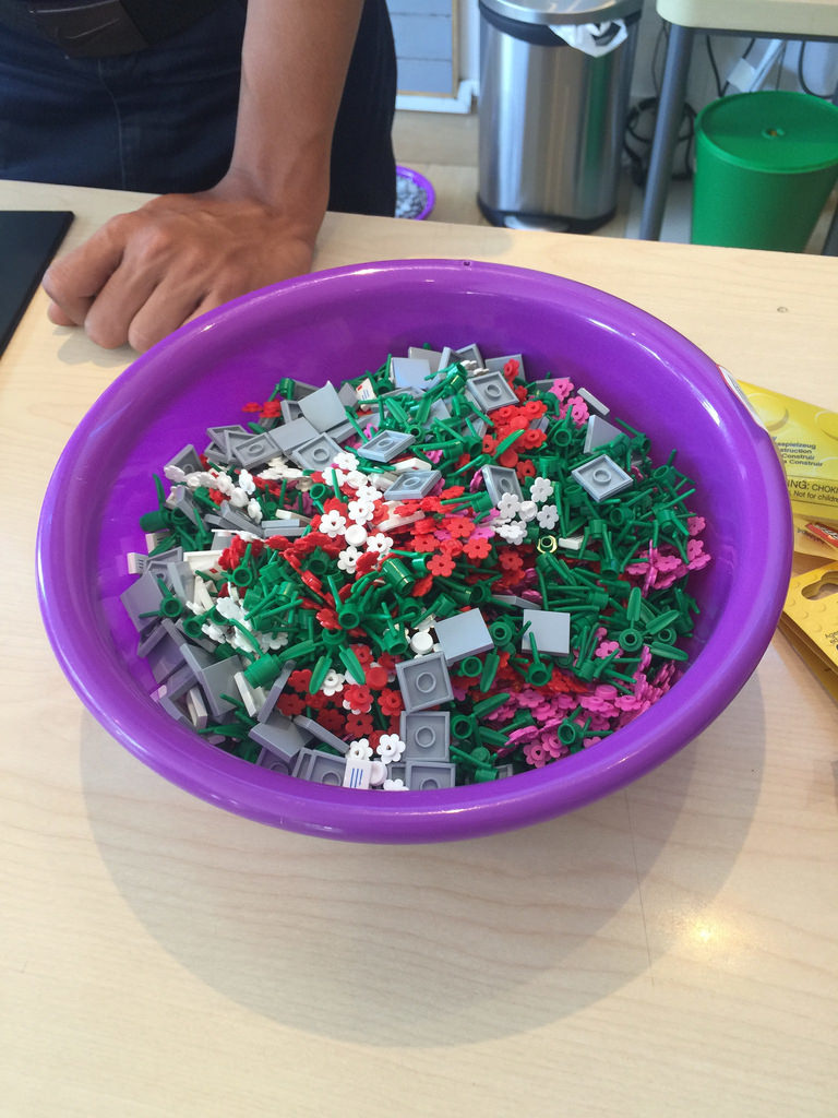 LEGOLAND Malaysia - The Brick Shop Bucket