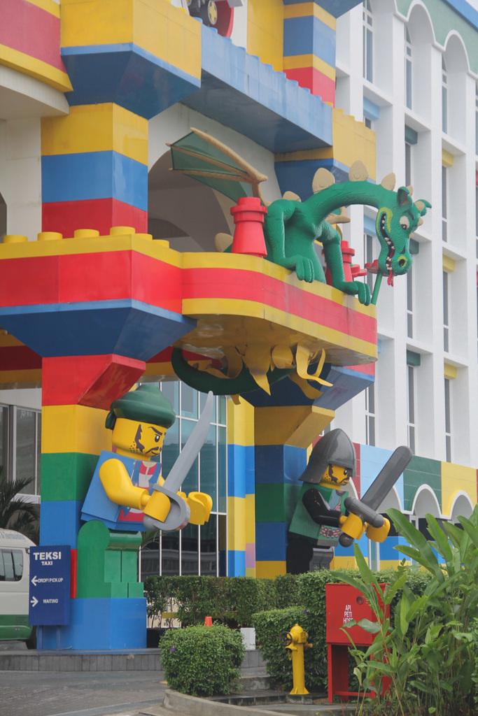 LEGOLAND Malaysia Hotel Entrance