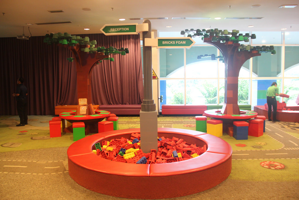 LEGOLAND Malaysia Hotel - Kids Play Area