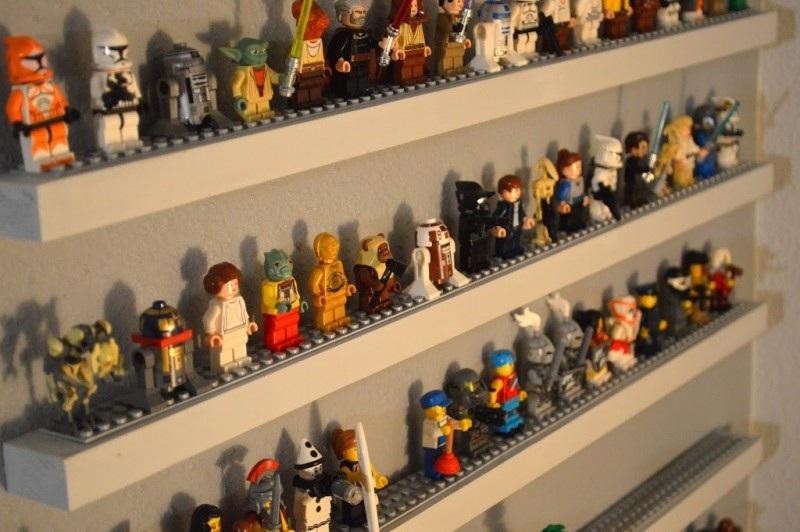 Minifigure Storage Shelves Bricktasticblog An Australian Lego Blog