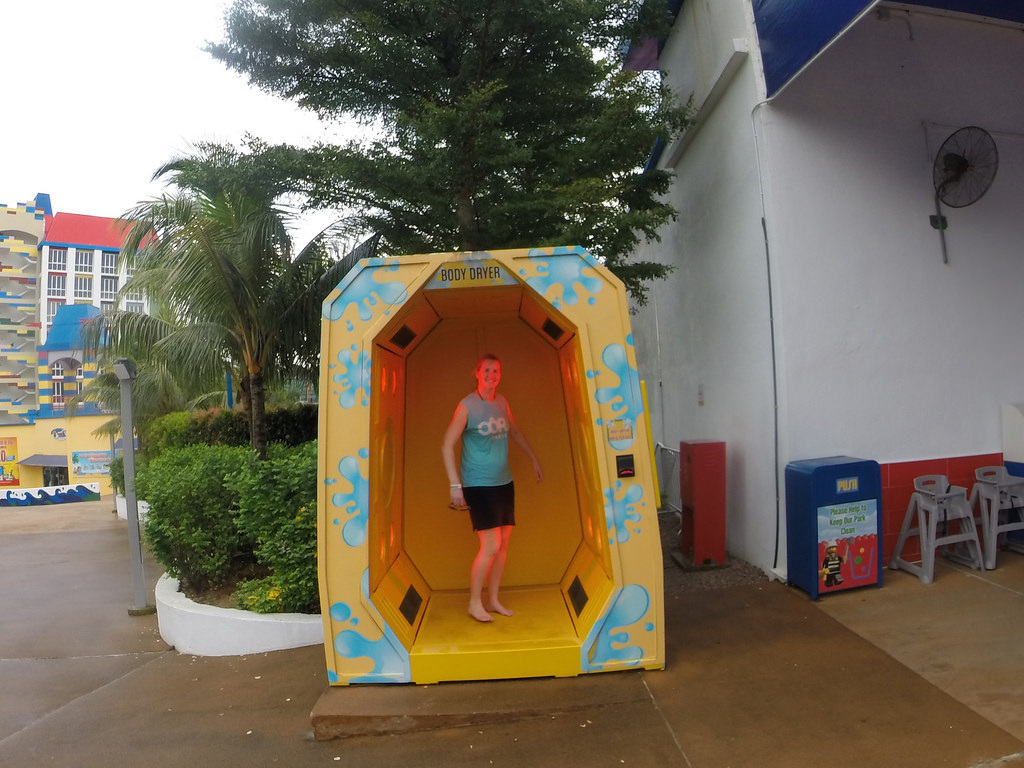 LEGOLAND Malaysia Water Park Body Driers