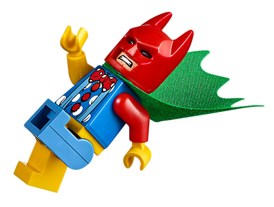 LEGO is giving away two free Batman Minifigures