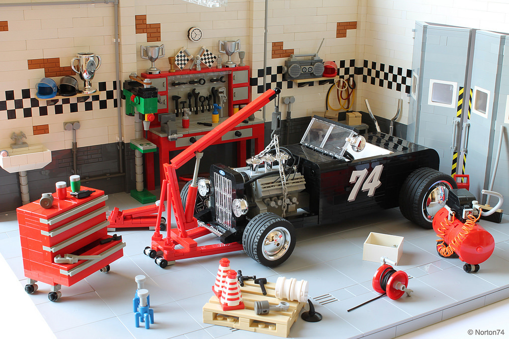 Fixing Up A 32 Ford Roadster Bricktasticblog An
