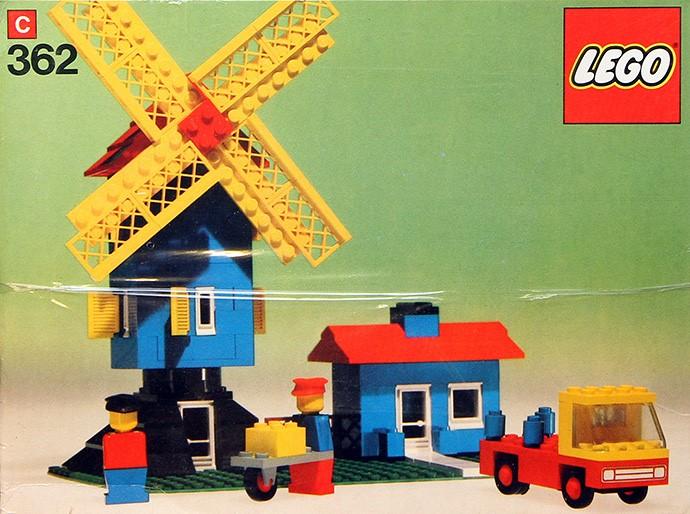 362-1 Windmill