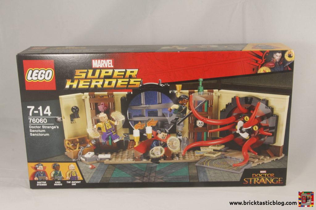 Doctor Strange Set 76060 Genuine Lego Marvel Superheroes KARL MORDO Minifigure