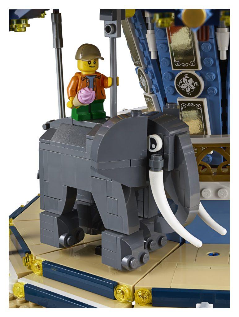 10257: Carousel Elephant