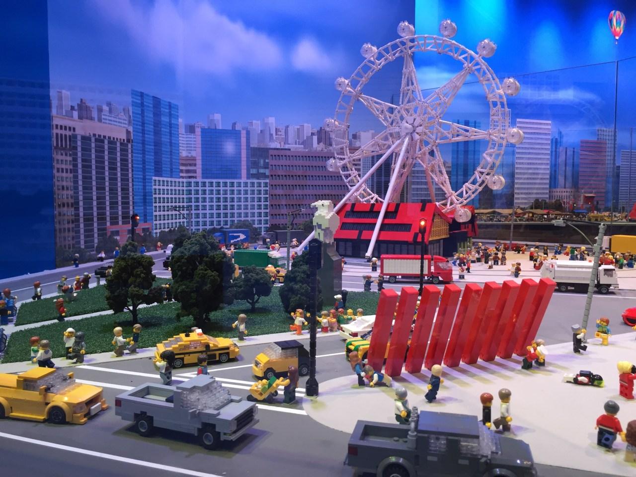 Legoland Discovery Centre Melbourne News Round Up