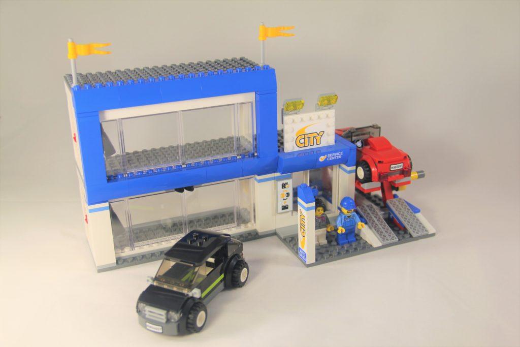 Mini lego prizes