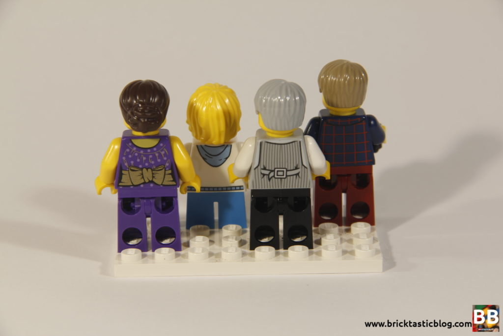 40166: LEGOLAND Train Minifigures