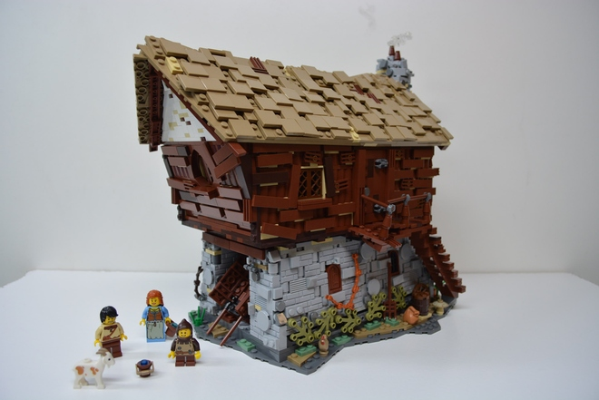 Medieval Watermill