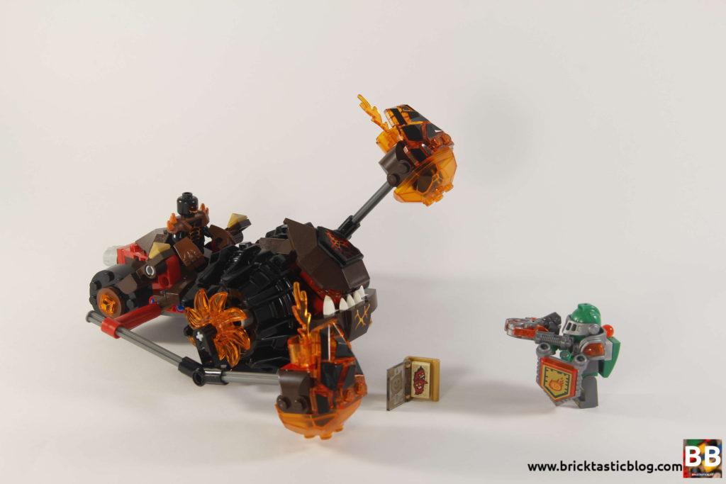 Moltors Lava Smasher
