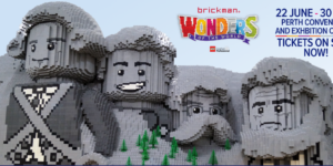 Brickman Wonders of the World