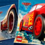 Brick Posters Cars 3 - LEGO Rebrick