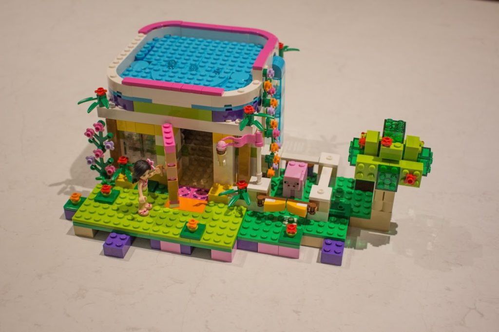 Geoffrey Bargerbos - Minecraft Friends House