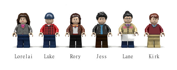 Gilmore Girls  LEGO Ideas - Rainer Zufall
