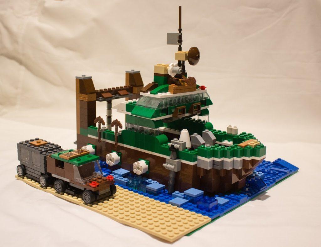 Hannah Bargerbos - Transport Ferry