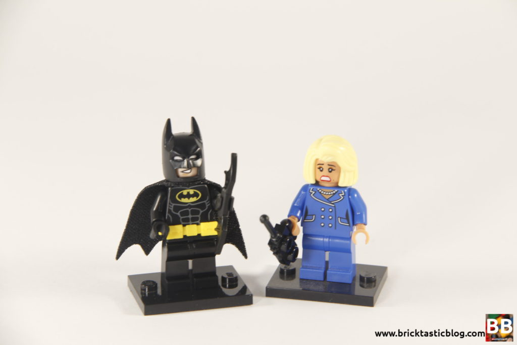 70904: Clayface Splat Attack Minifigs
