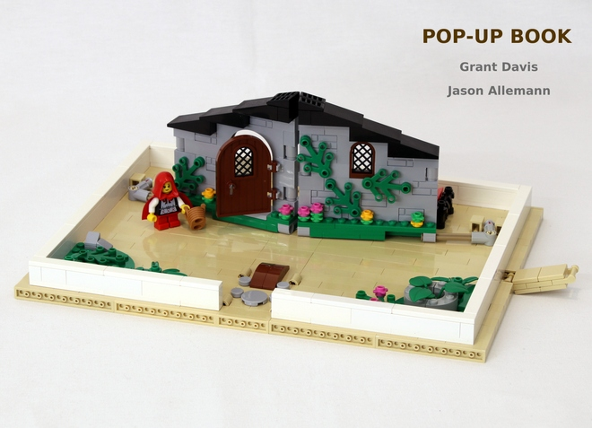 pop up house video