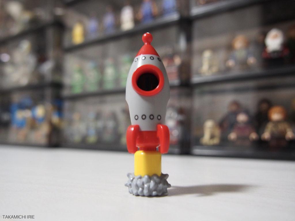 Tiny Rocket - Takamichi Irie