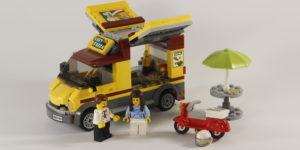 60150: Pizza Van