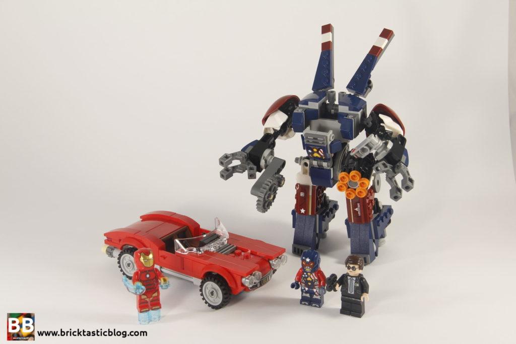 76077 Iron Man: Detroit Steel Strikes
