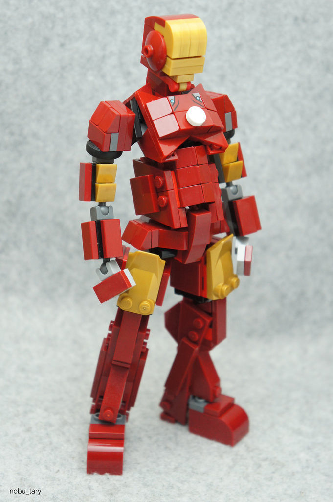 Iron Man - nobu_tary