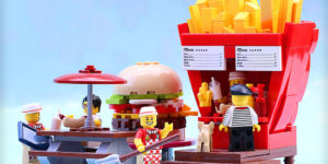 The Diner Boys - Frostbricks