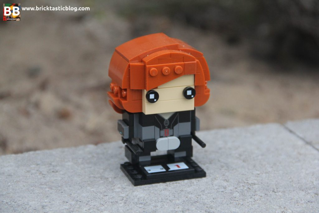 LEGO Marvel Brickheadz - Black Widow