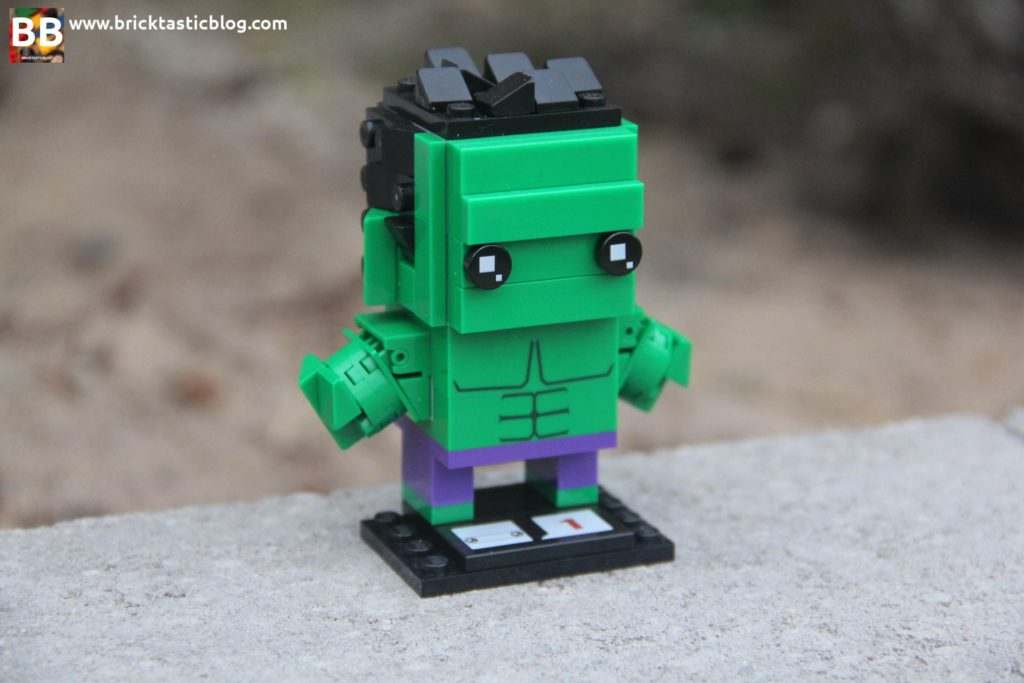 LEGO Marvel Brickheadz - The Hulk