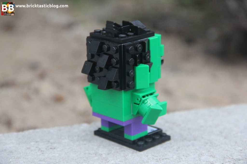 LEGO Marvel Brickheadz- The Hulk