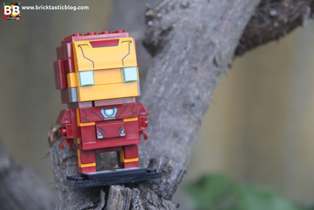LEGO Marvel Brickheadz - Iron Man