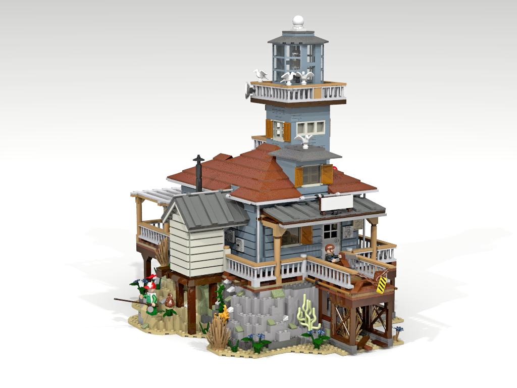 The Lighthouse - LEGO Ideas