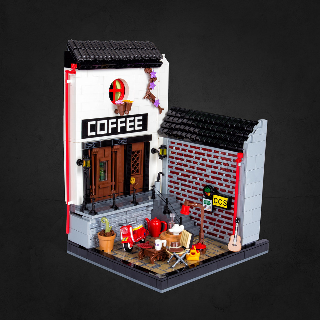 Cafe Shop - Cesar Soares