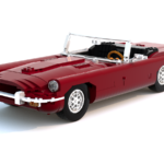 Jaguar E-Type Roadster - LEGO Ideas