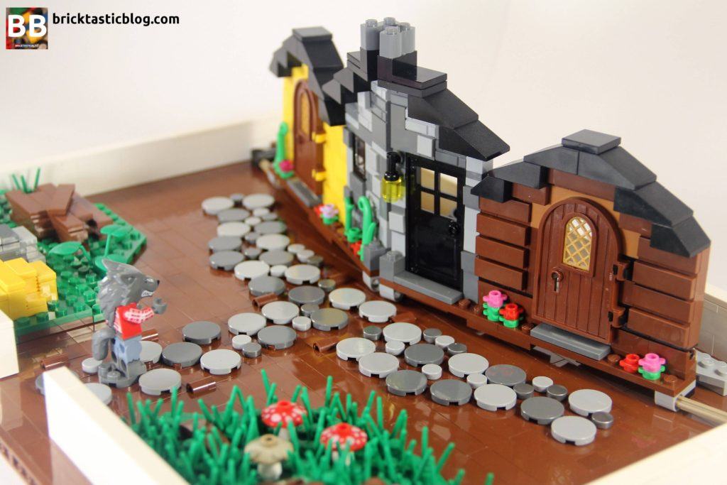 Modifying the LEGO Ideas Pop-Up Book - BricktasticBlog - An