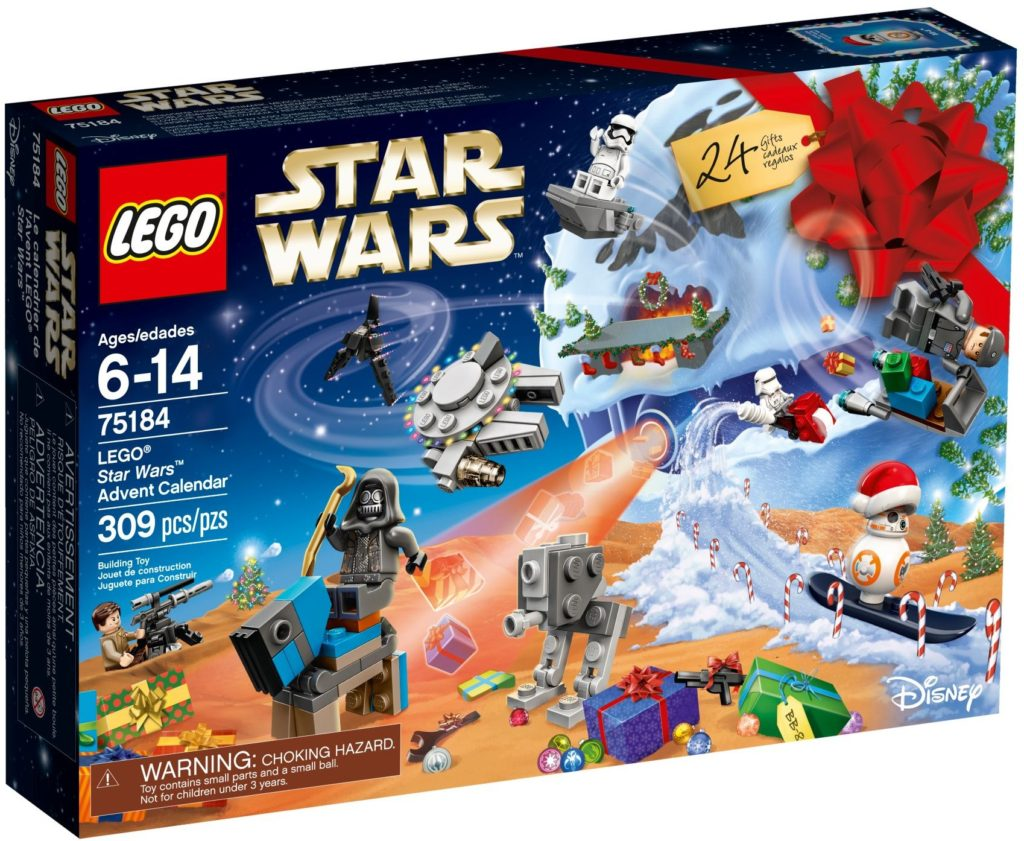 75184 Star Wars Advent Calendar