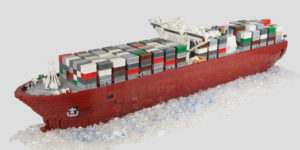 Container Ship - Jussi Koskinen