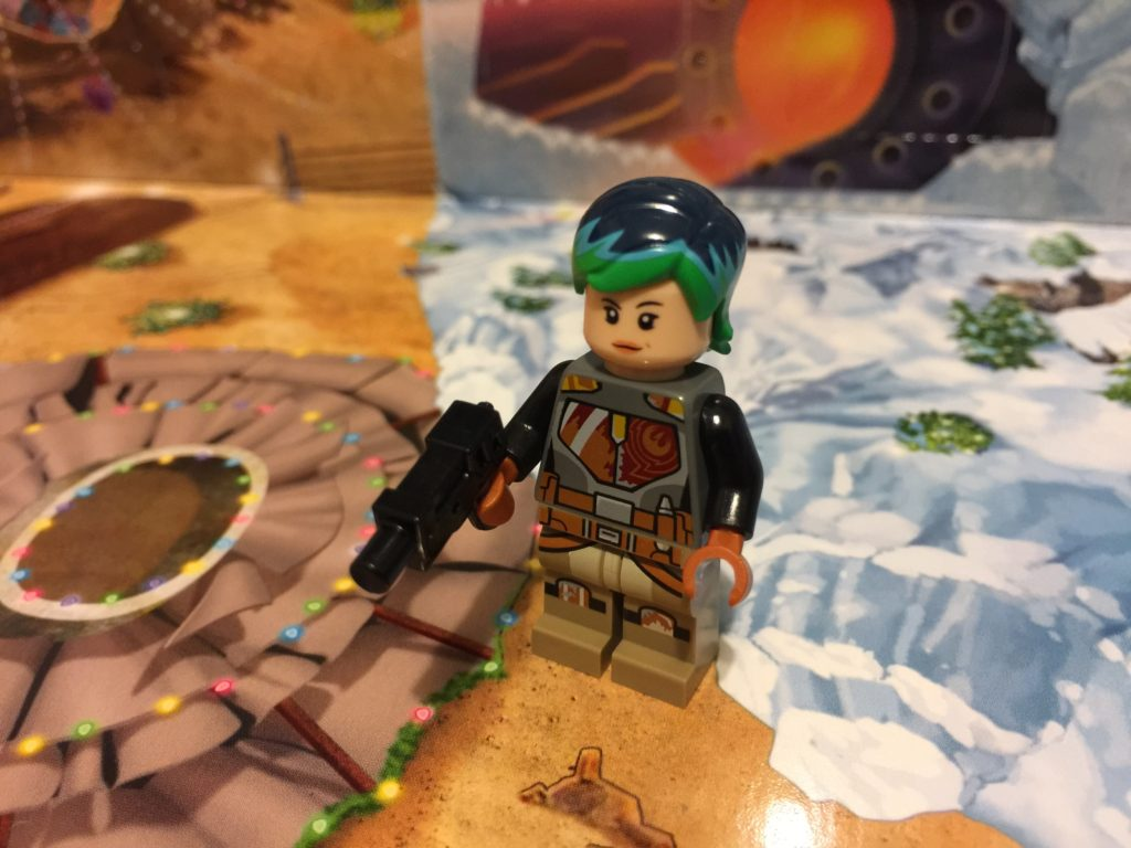Star Wars Advent Calendar Day 2
